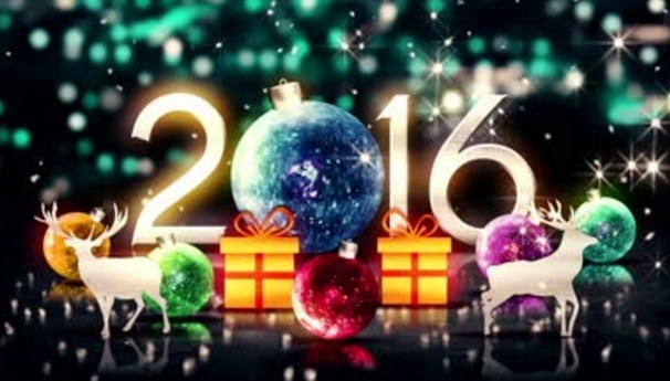 Carteles para Año Nuevo 2016 para whatsapp