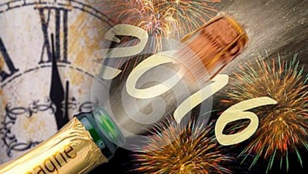 Carteles para Año Nuevo 2016