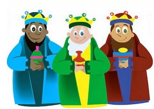 Imagenes de los reyes magos infantiles