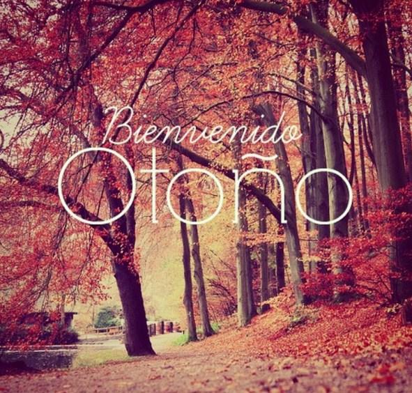 Imágenes bienvenido otoño