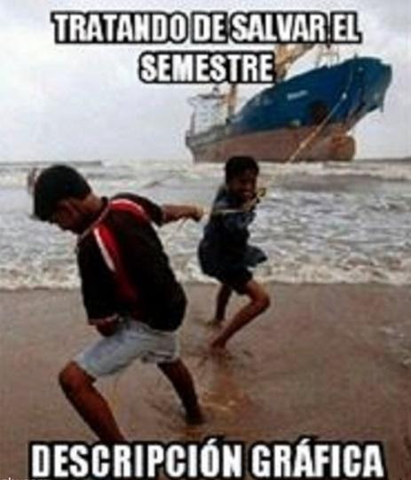 salvar el semestre