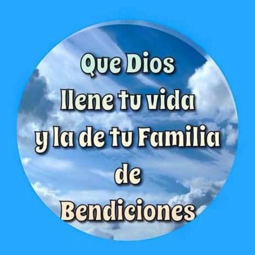 Imagenes con bendiciones de Dios