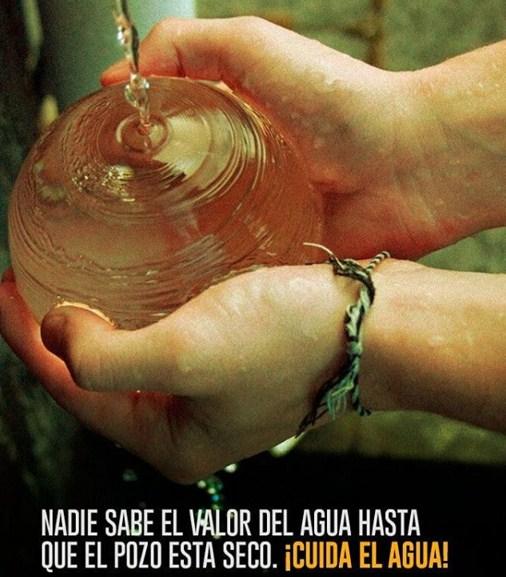 Imagenes con frases para el dia mundial del agua