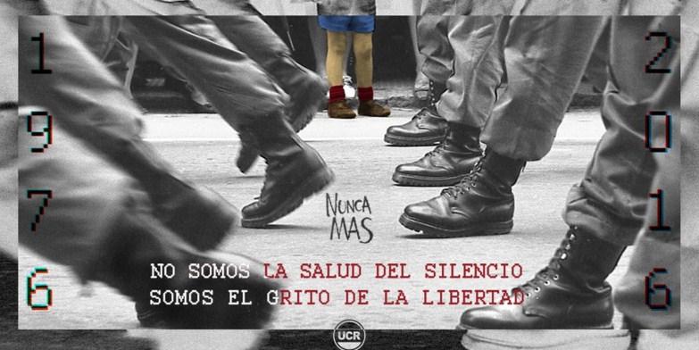 Imagenes de nunca mas argentina