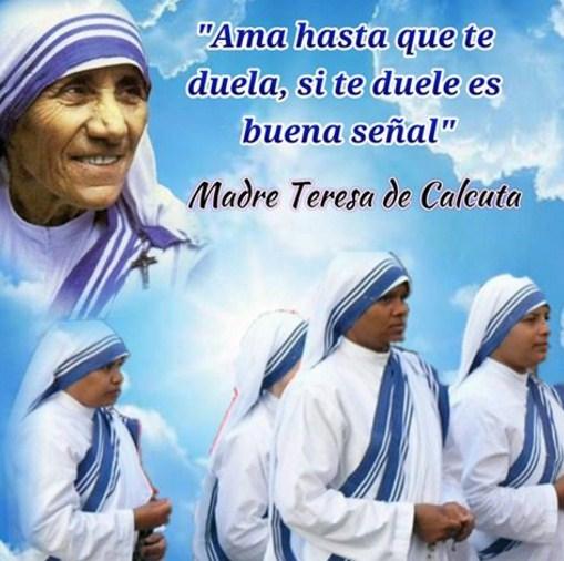 Resultado de imagen de madre Teresa,