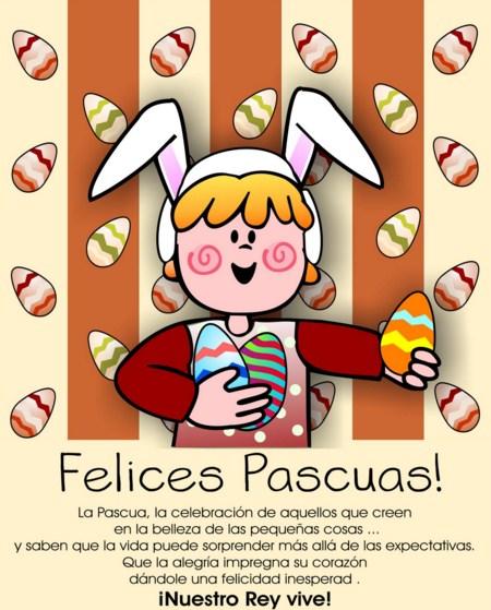 Pascua imagenes para niños
