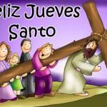 Imagenes de jueves santo para Facebook