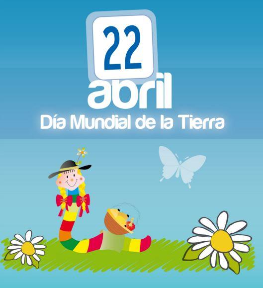 22 de abril dia de la tierra para niños