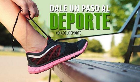 Dia mundial del deporte imagenes para facebook