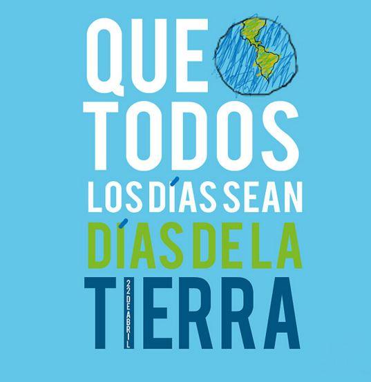 Frases bonitas por el dia mundial de la tierra