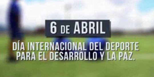 Imagenes 6 de abril dia del deporte