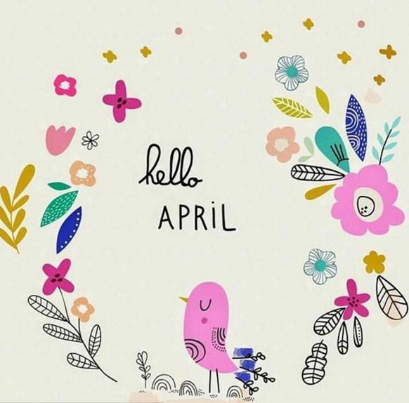 imagenes de adios marzo bienvenido abril