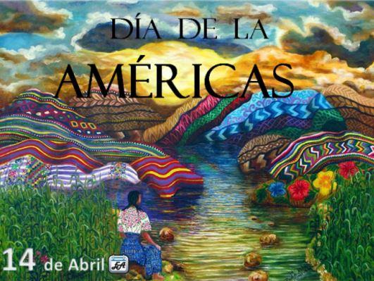 imagenes sobre el dia de las americas 14 de abril
