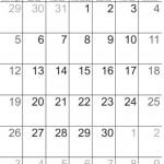 Calendarios junio 2016