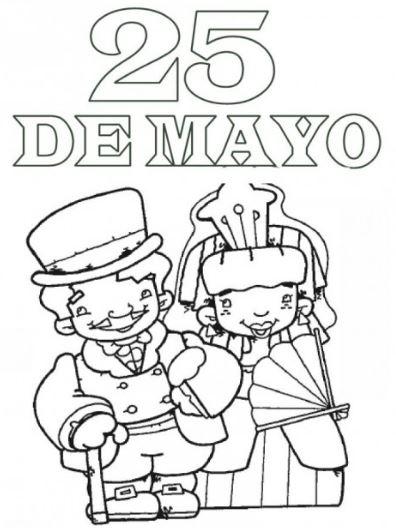 imagenes 25 de mayo de 1810 para niños