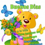 Imagenes feliz domingo bendiciones