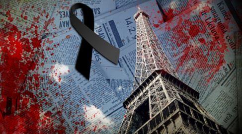 Francia luto imagenes