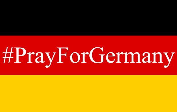 Imagenes de apoyo a Alemania