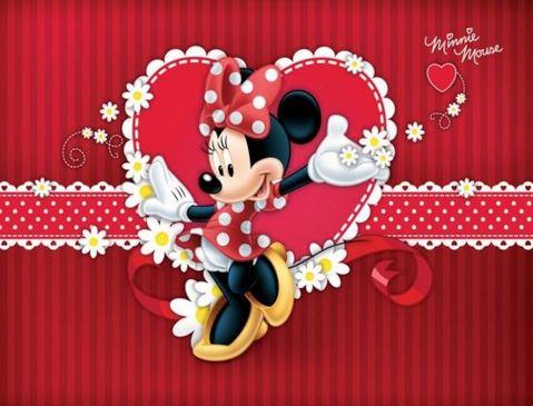 Imagenes de minie mouse para cumpleaños