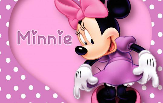 Imagenes de minnie mouse para cumpleaños