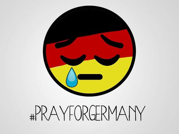 imagenes pray for munich