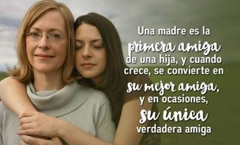 Frases para madres amigas