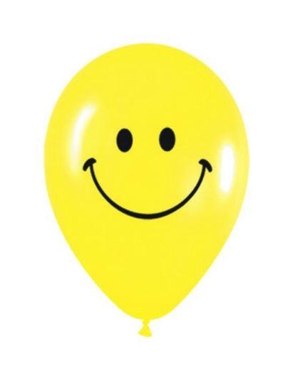 Imagenes de sonrisas con globos