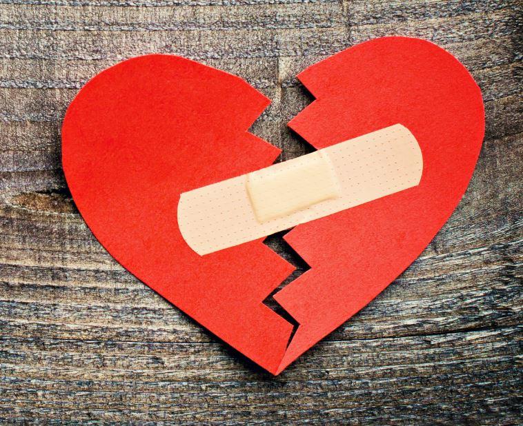 fotos de corazones rotos para facebook