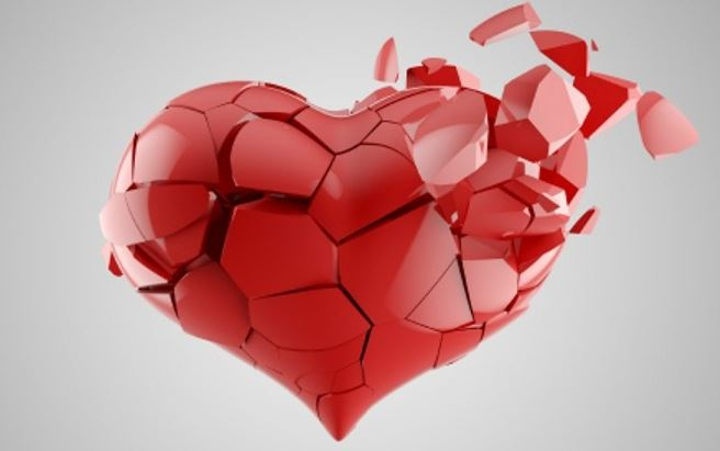 fotos de corazones rotos para portada de facebook