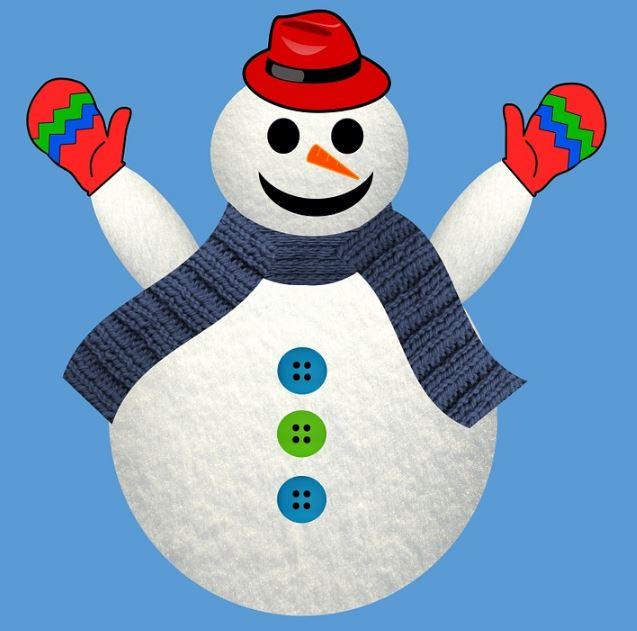imagenes-de-muneco-de-nieve-para-ninos