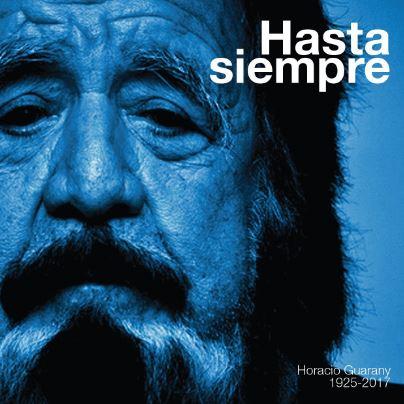 QEPD Horacio Guanary