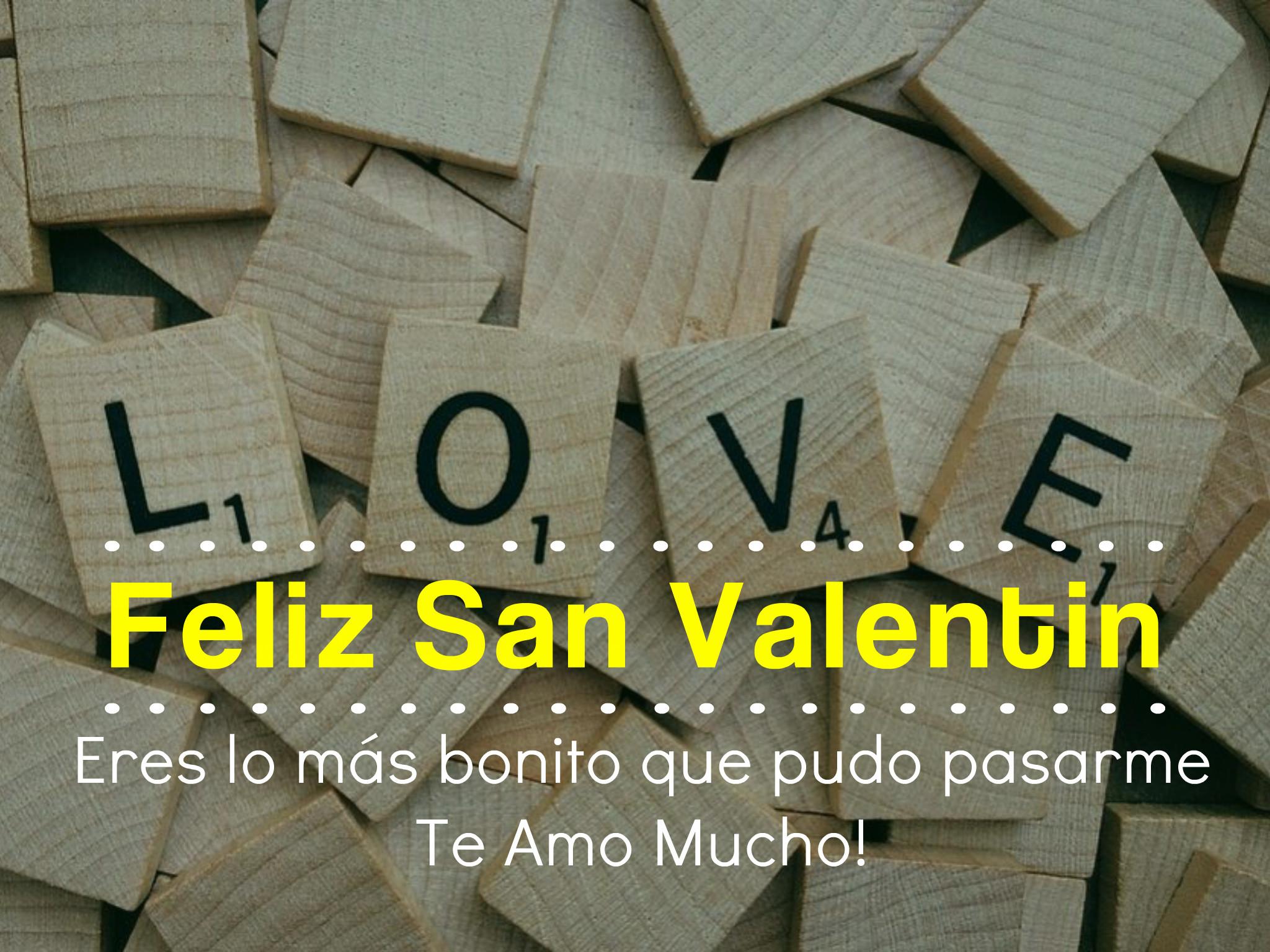 Dia de san valentin en imágenes