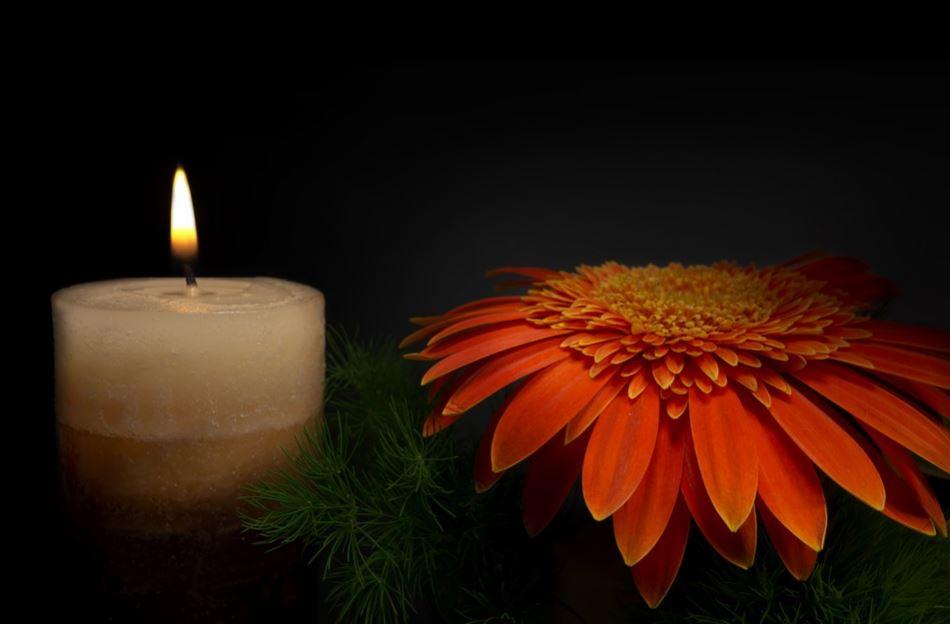 Imagenes de luto con velas