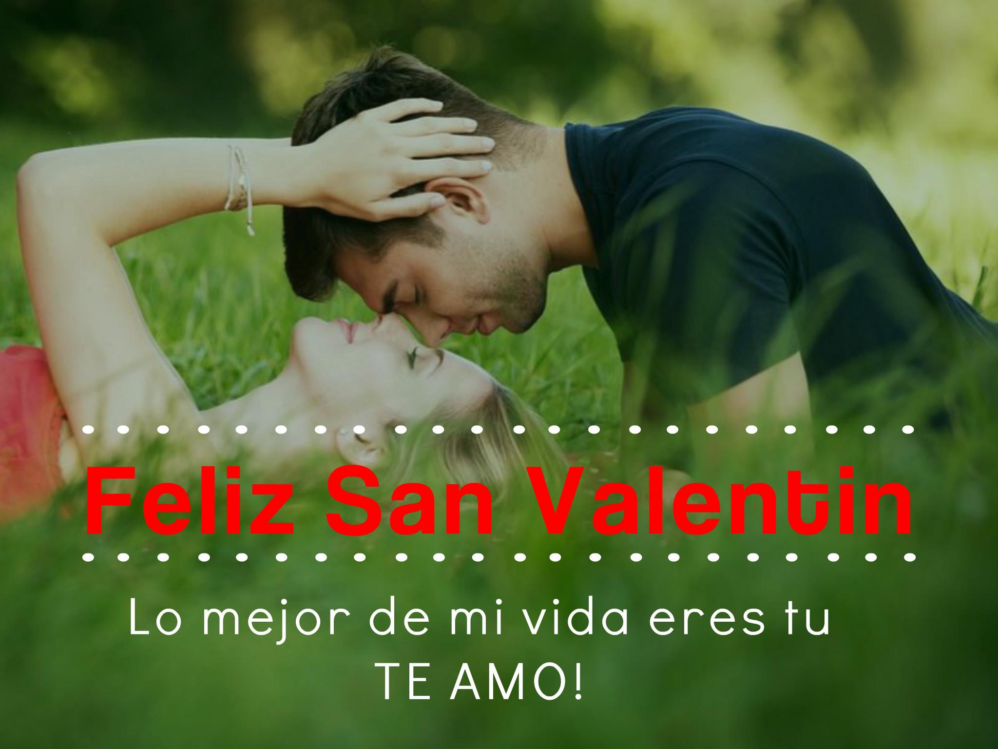 imágenes y frases para San Valentín
