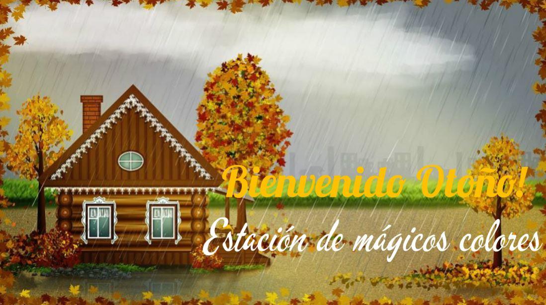 imagenes de otoño para niños bonitas