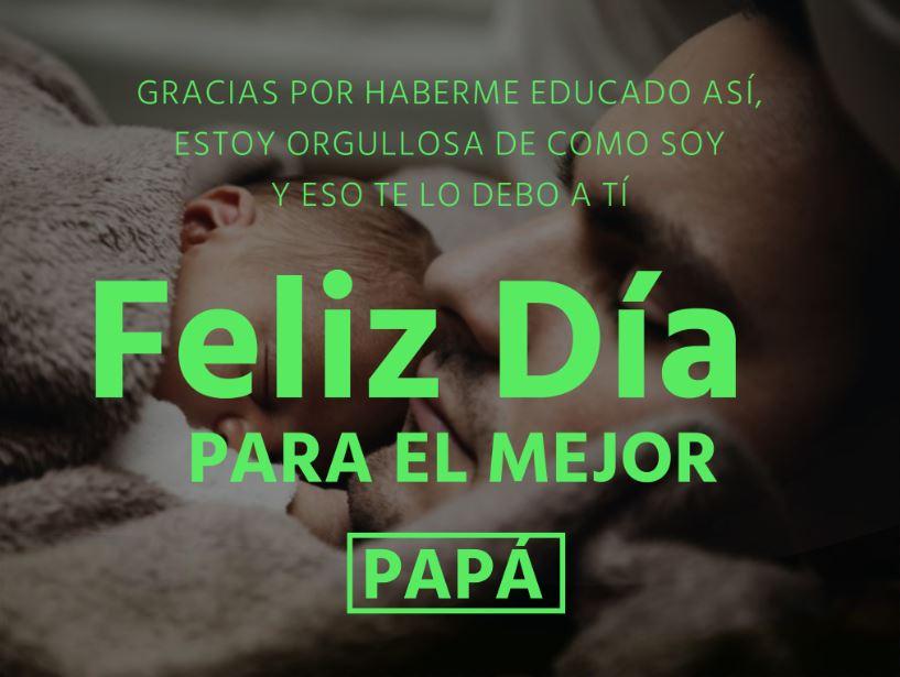 imagenes feliz dia al mejor papá del mundo