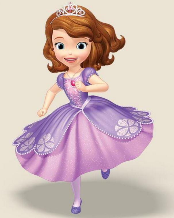 princesita sofia de disney