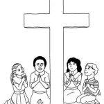 Imagenes viernes santo para niños