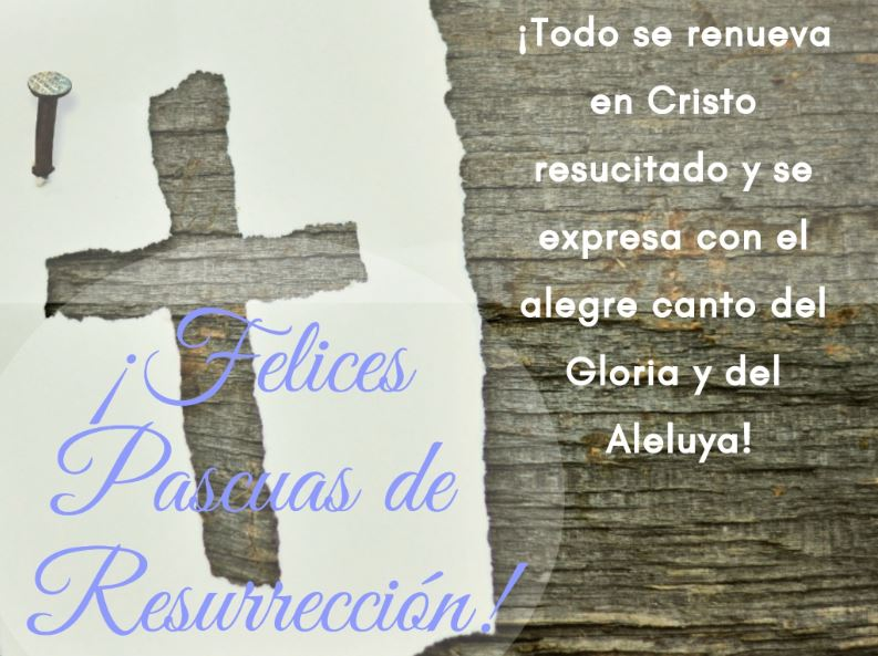Imagenes Con Frases Cristianas Para Pascuas