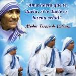 Madre Teresa de Calcuta frases
