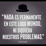 Imagenes con frases de Charles Chaplin